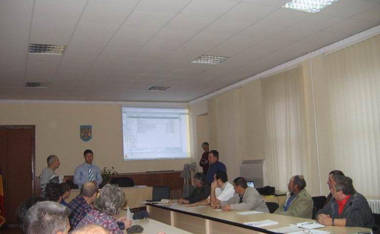 16.12.2008 – Cursuri de instruire