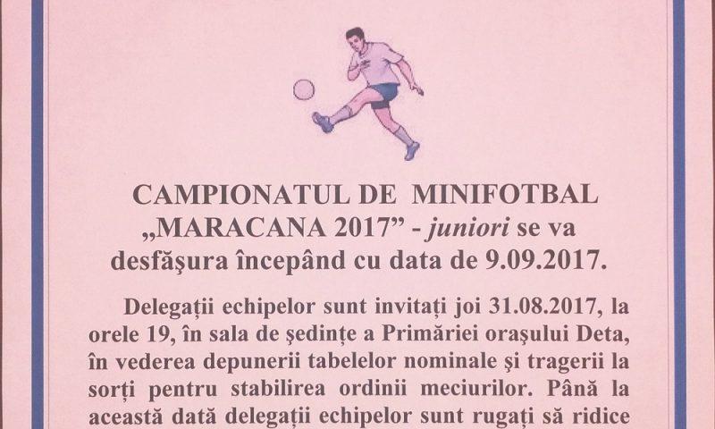 Maracana 2017 – juniori