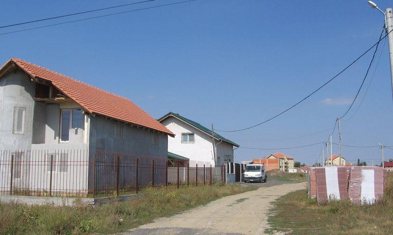 Concesionare de terenuri pentru construirea de locuinte