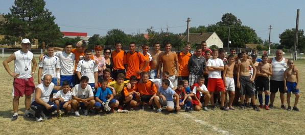 """Campionatul orasenesc de minifotbal """"Maracana 2013"""" – copii"""
