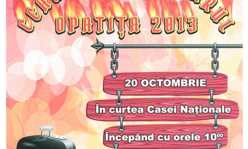 Ceaunul si gratarul – Opatita 2013