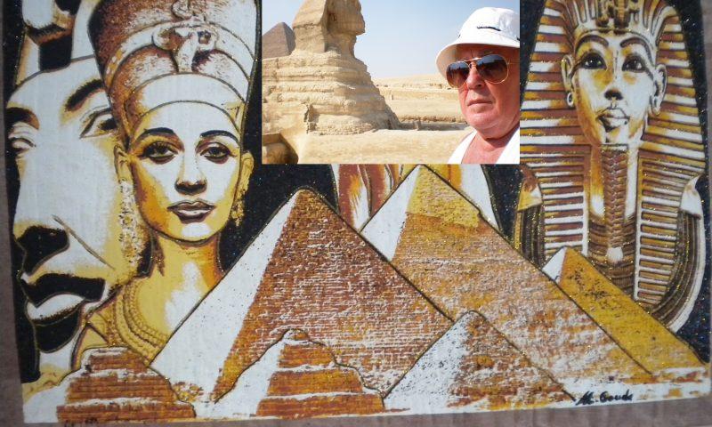 Tainele Egiptului Antic – Jurnal de călătorie de Endre Libuș