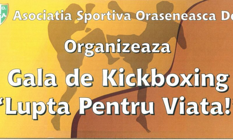 Gala de Kickboxing