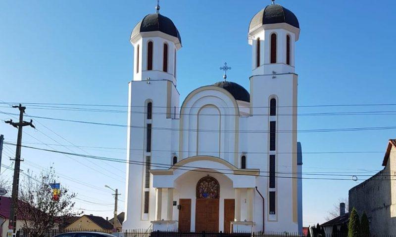 Clădirea Bisericii Ortodoxe a fost reabilitată