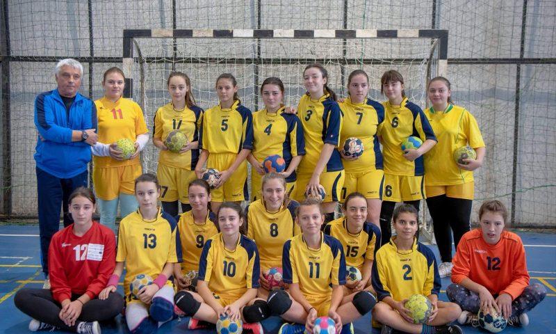"Cupa "" Sfântul Nicolae"" la handbal feminin"