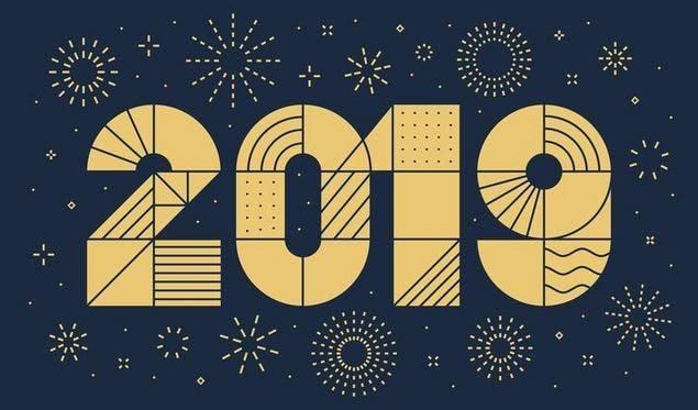 La mulți ani 2019!