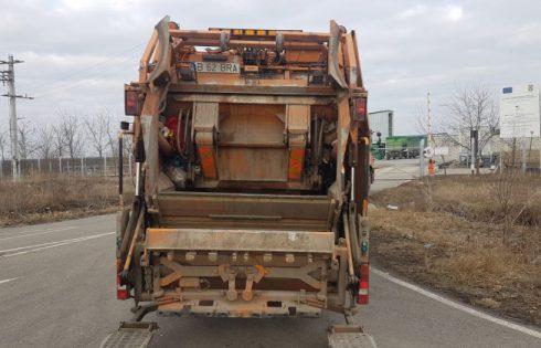 Situația colectării deșeurilor în Deta