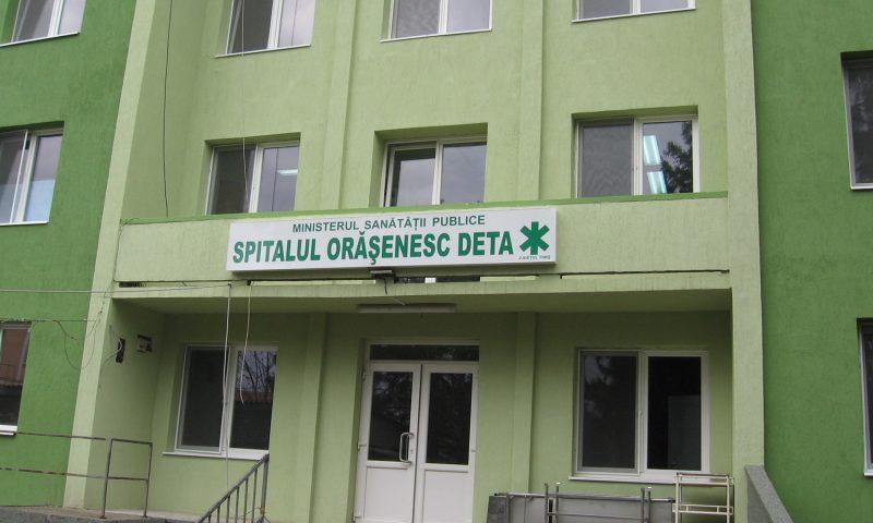 Concurs pentru ocuparea functiei de manager la Spitalul Orasenesc Deta