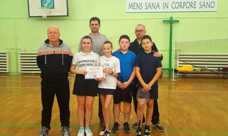 Olimpiada Gimnaziilor la Badminton 2019 – etapa județeană