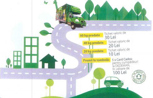 Caravana Ecotic – Reciclează echipamentele electrice
