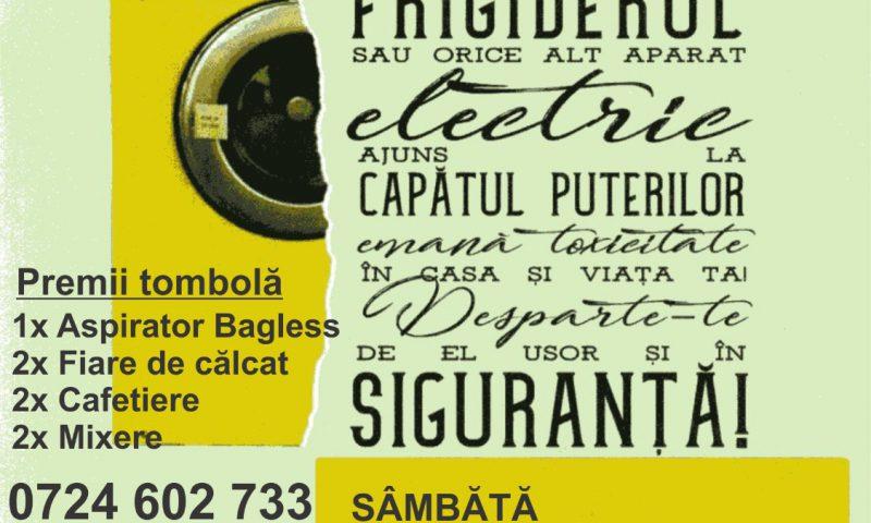 Casele noastre sunt depozite de vechituri? Împreună colectăm selectiv deșeurile electrice!