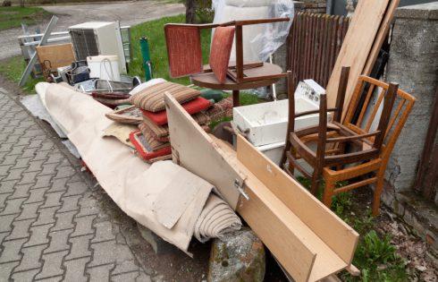 Campanie de colectare deșeuri voluminoase sau deșeuri periculoase