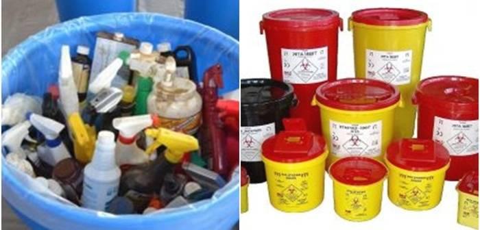 Colectare deșeuri periculoase – 20 mai 2021